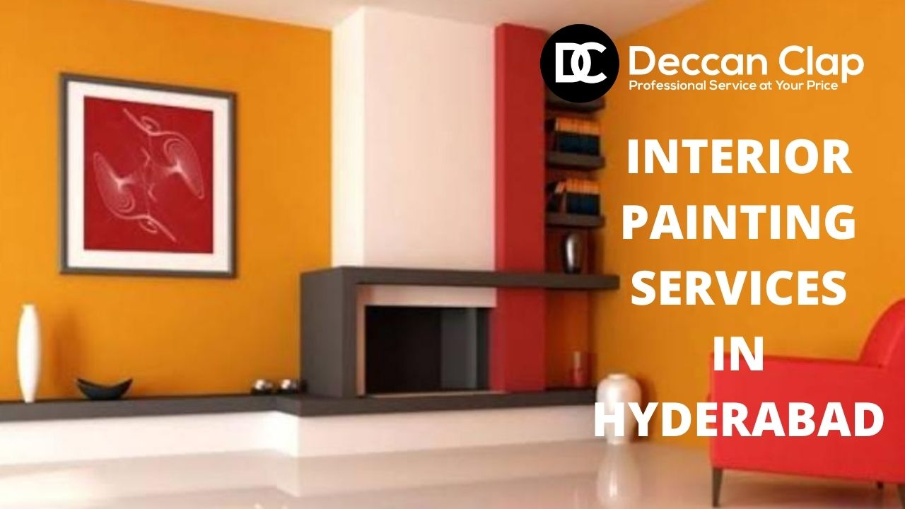 Interior painting services in Hyderabad