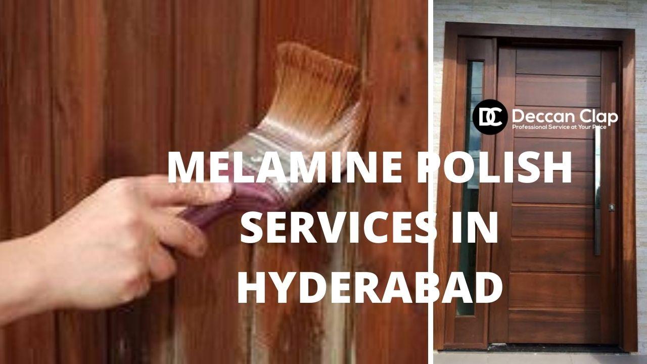 Melamine polish services in Hyderabad
