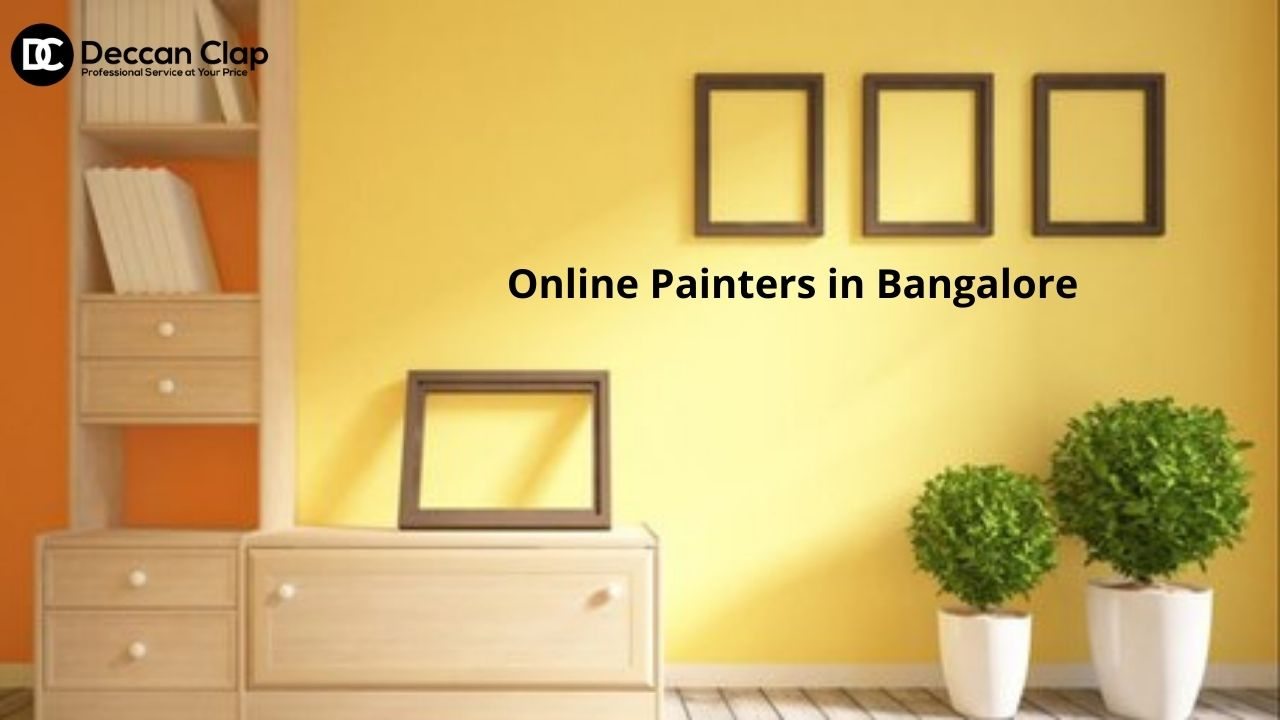 Online Painters in Bangalore