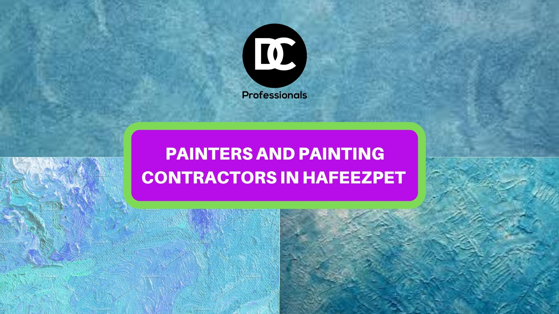 Painters and Painting Contractors in Hafeezpet