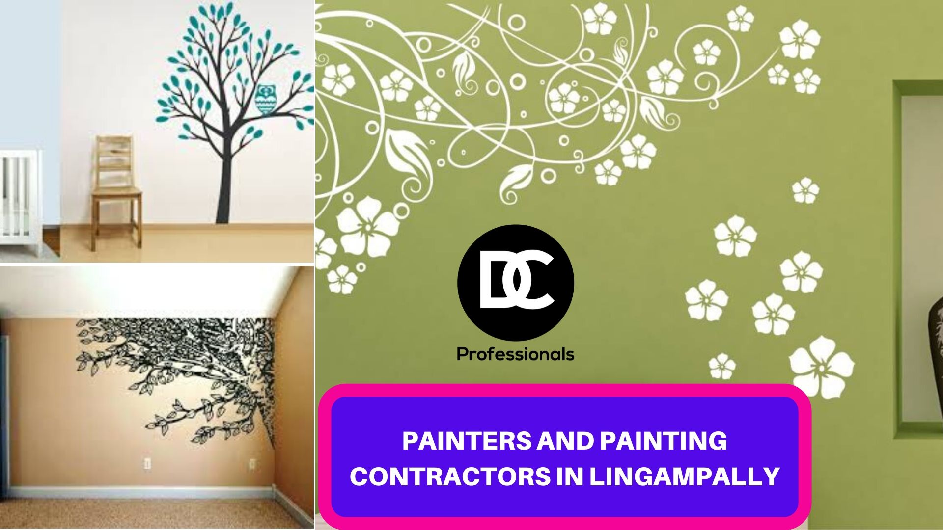 Painters and Painting Contractors in Lingampally