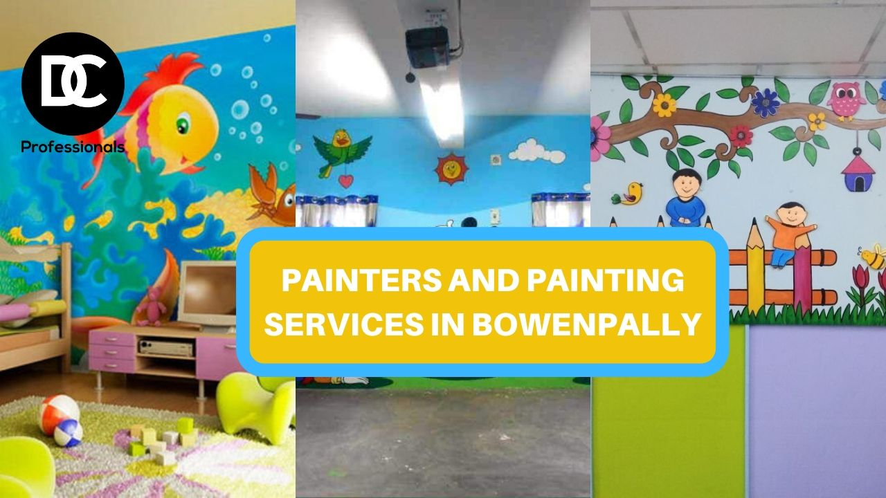 Painters and Painting Services in Bowenpally