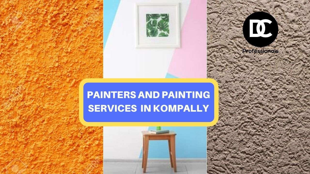 Painters and Painting Services in Kompally