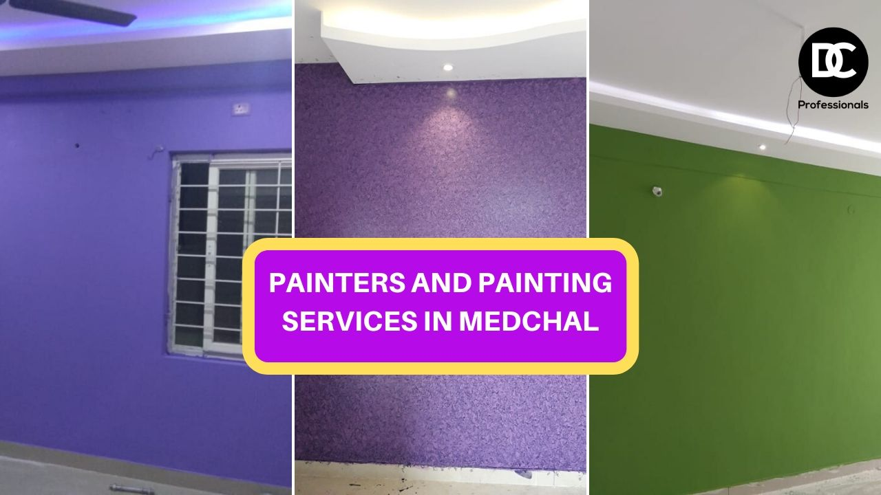 Painters and Painting services in Medchal