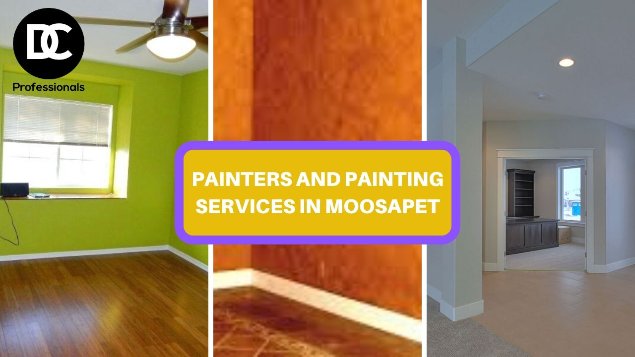 Painters and Painting Services in Moosapet