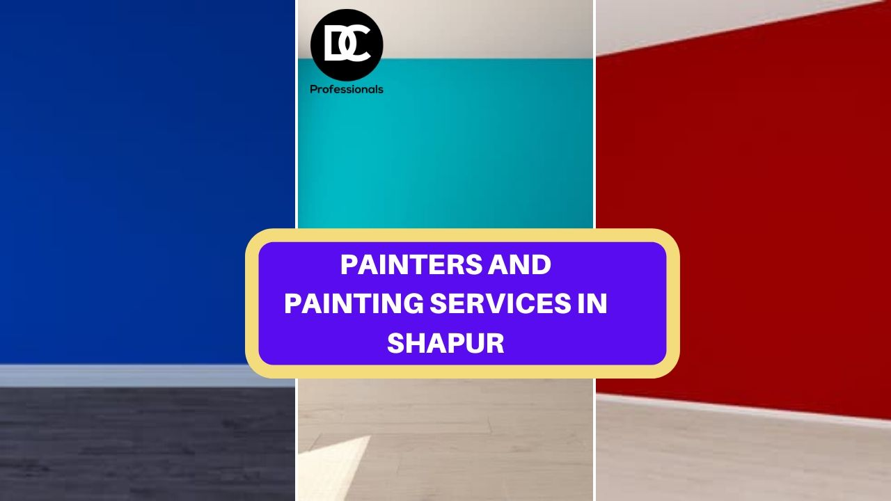 Painters and Painting Services in Shapur