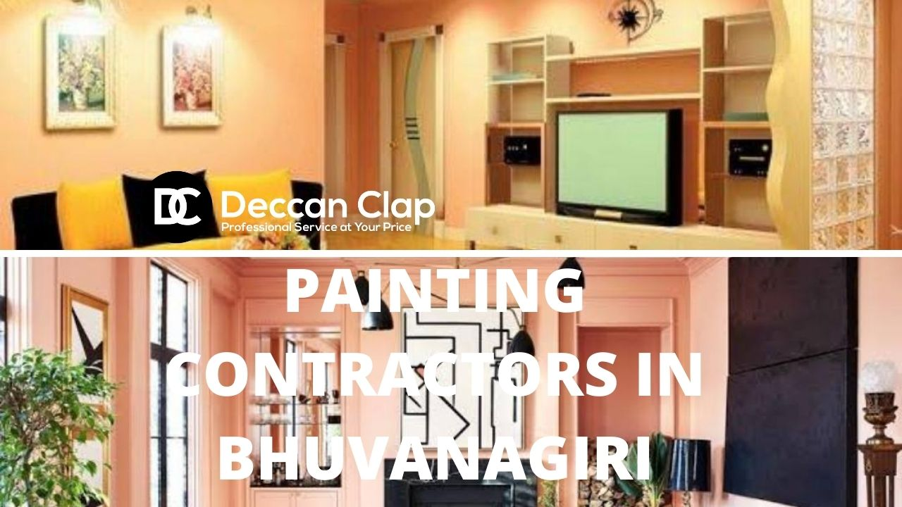 Painting contractors in Bhuvanagiri