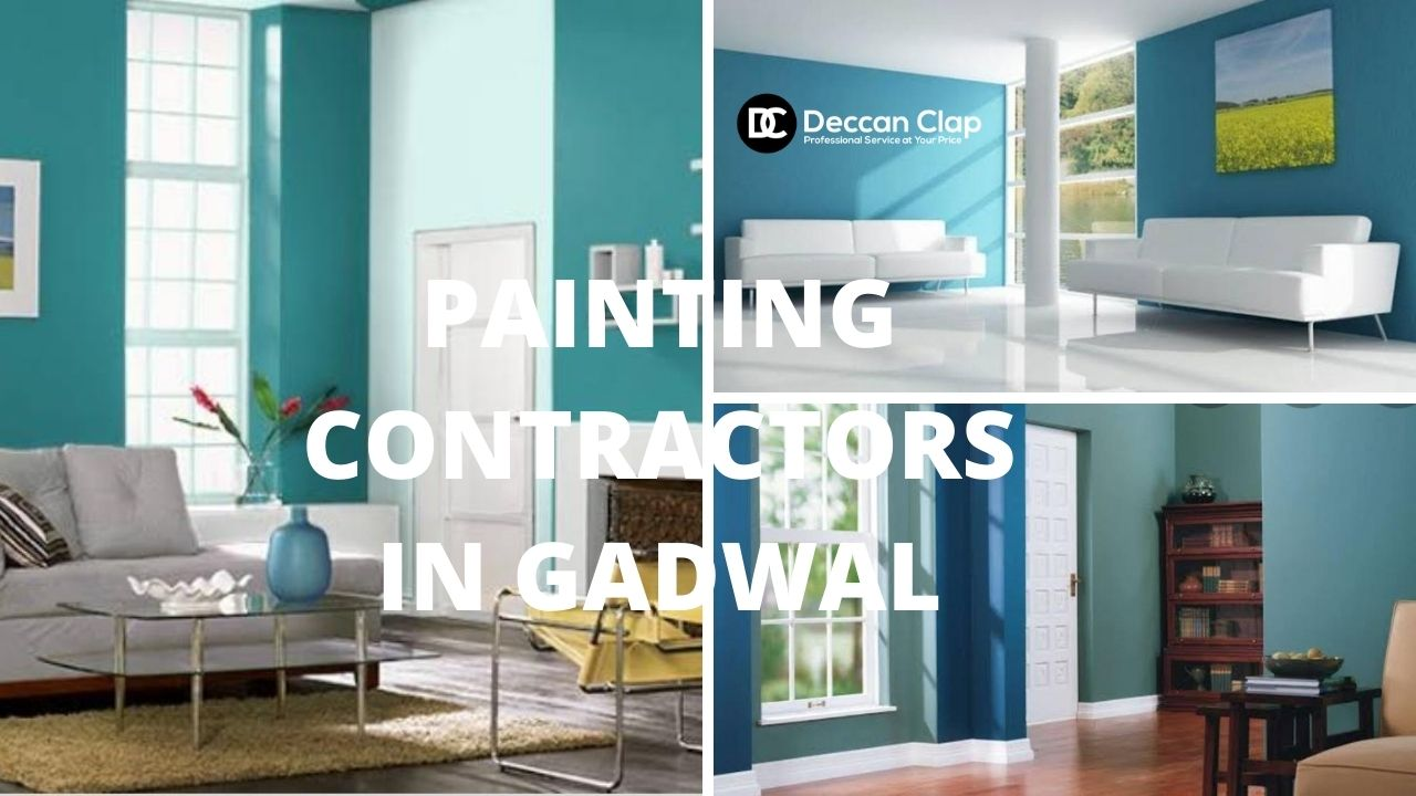 Painting contractors in Gadwal