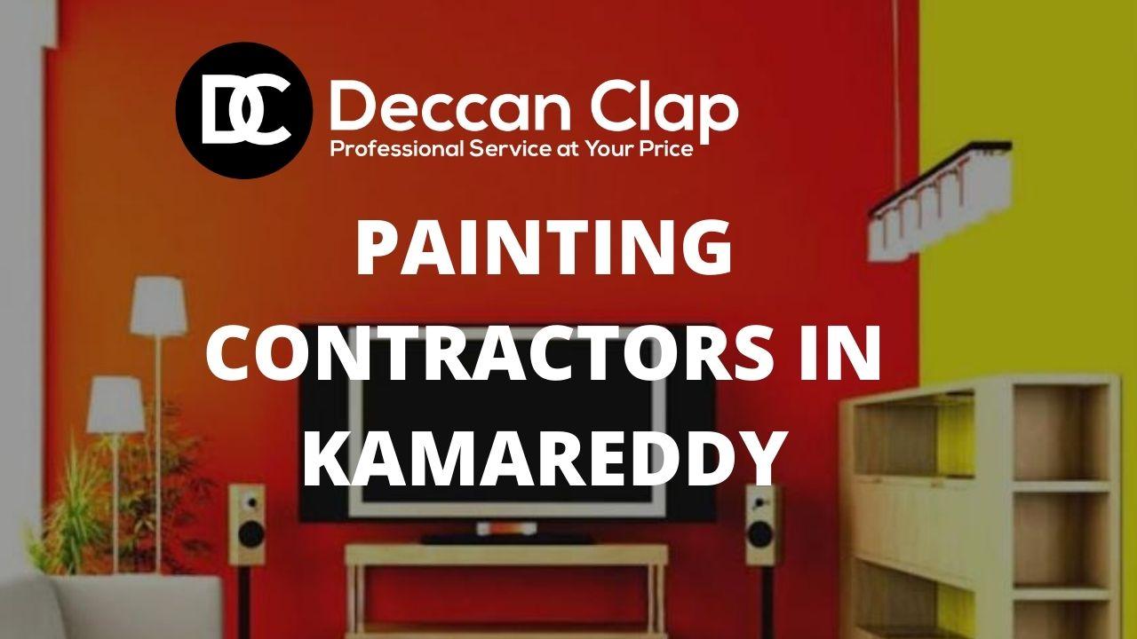 Painting contractors in Kamareddy