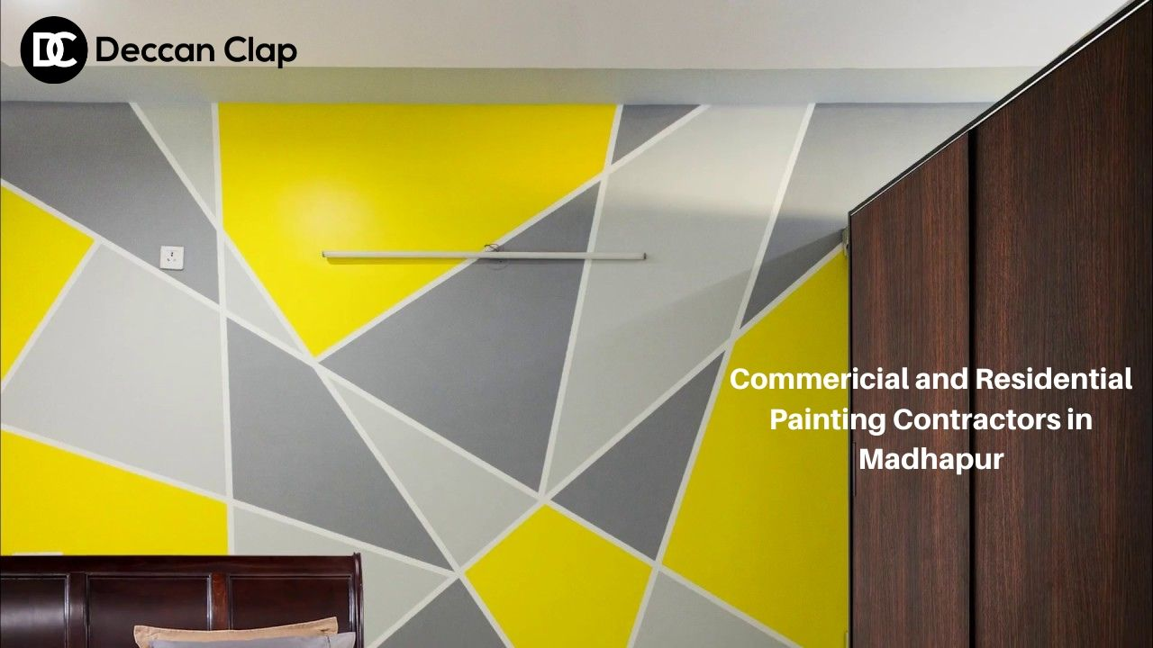 Painting Contractors in Madhapur