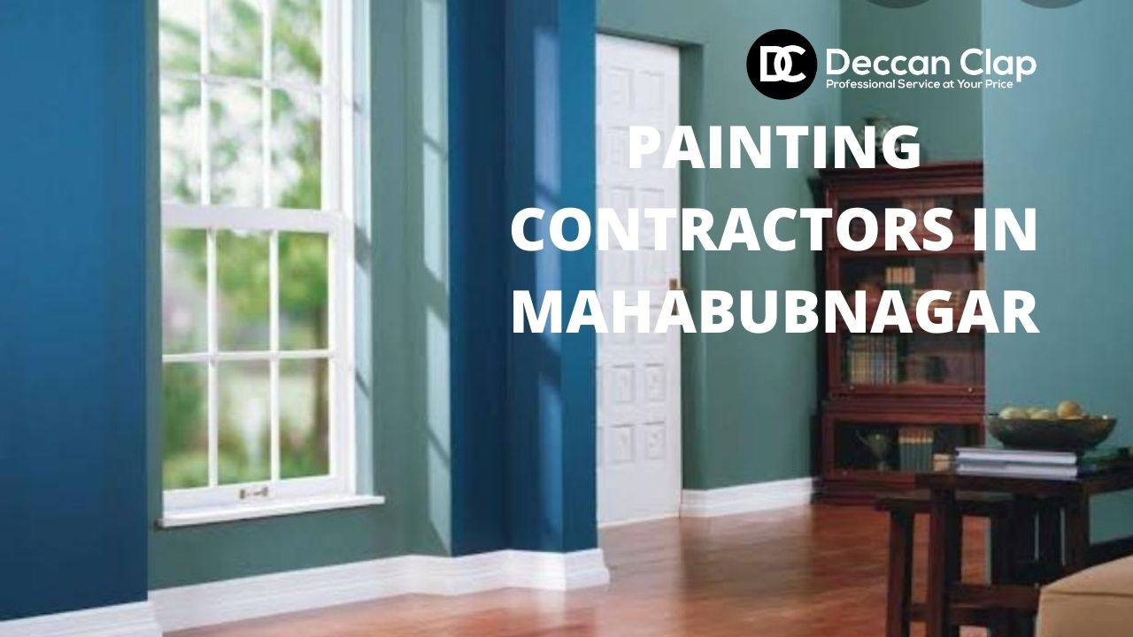 Painting contractors in mahabubnagar