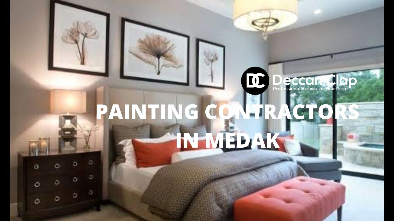 Painting contractors in Medak