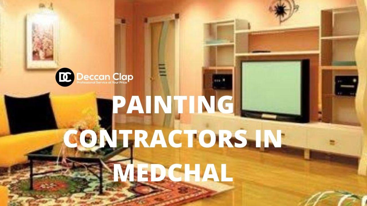 Painting contractors in Medchal