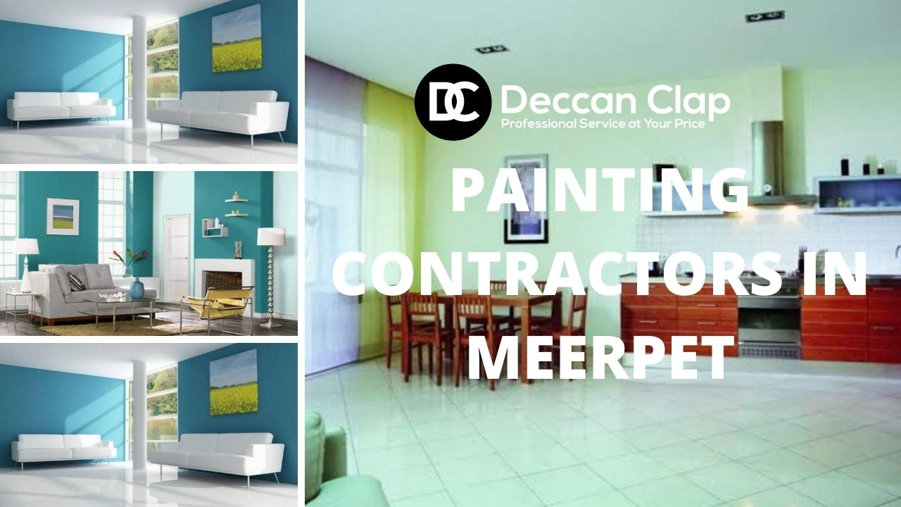 Painting contractors in meerpet