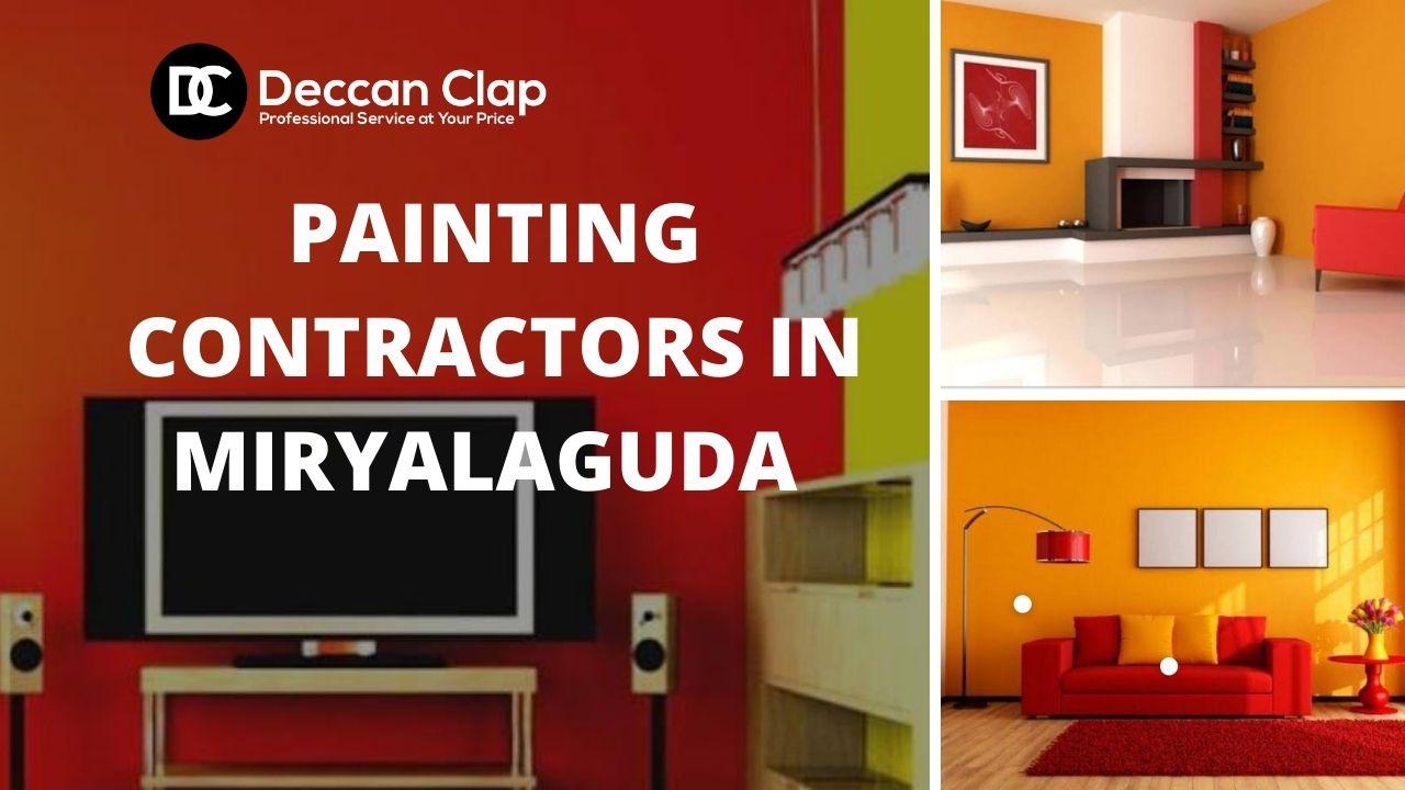 Painting contractors in Miryalaguda
