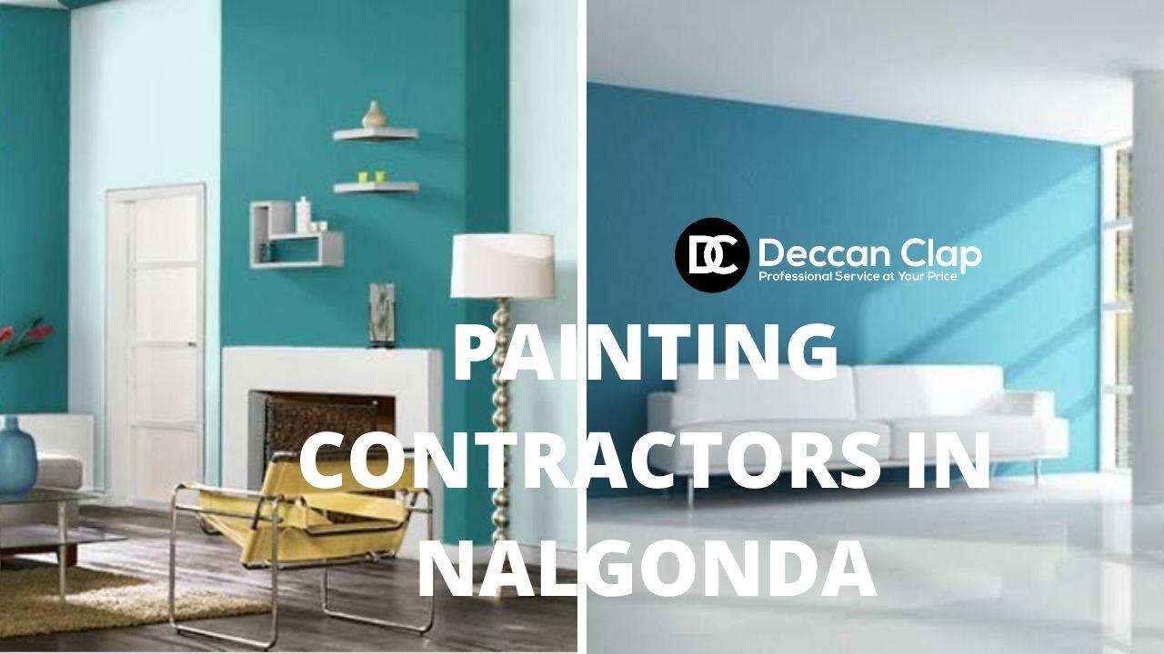 Painting contractors in Nalgonda