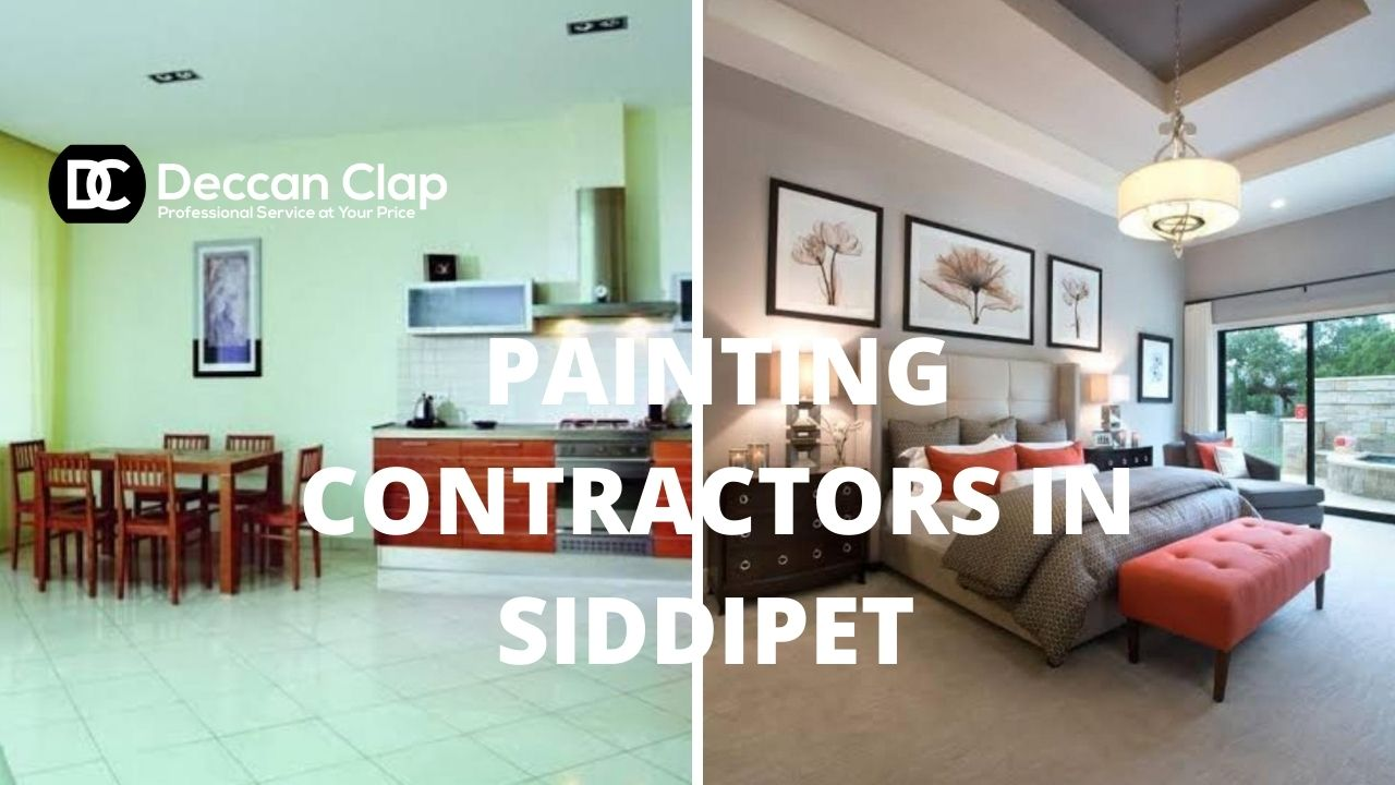Painting contractors in Siddipet