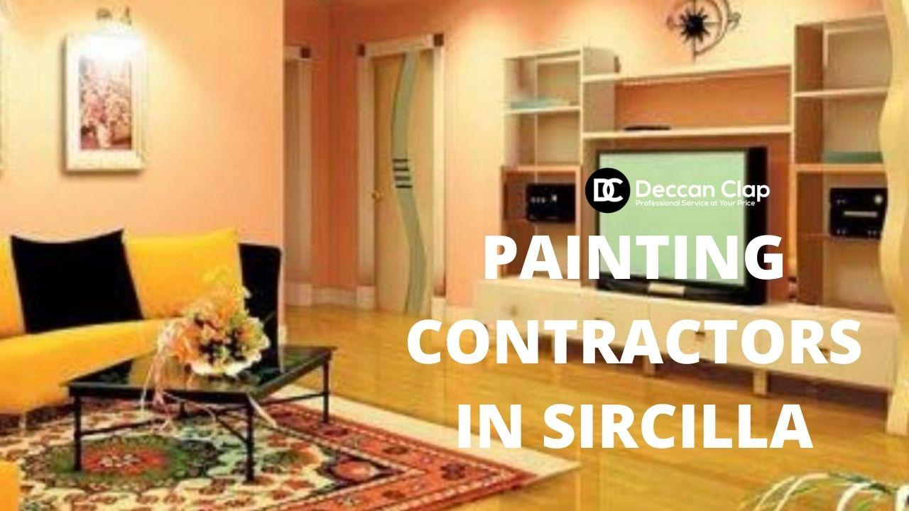 Painting contractors in Sircilla