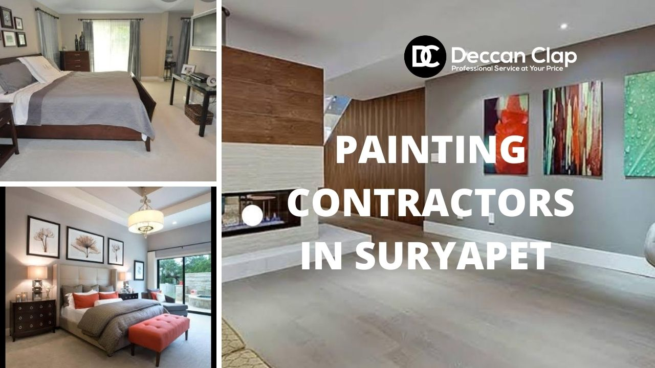 Painting contractors in Suryapet