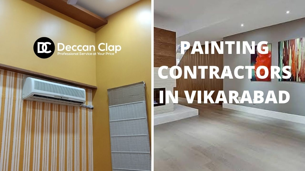 Painting contractors in Vikarabad
