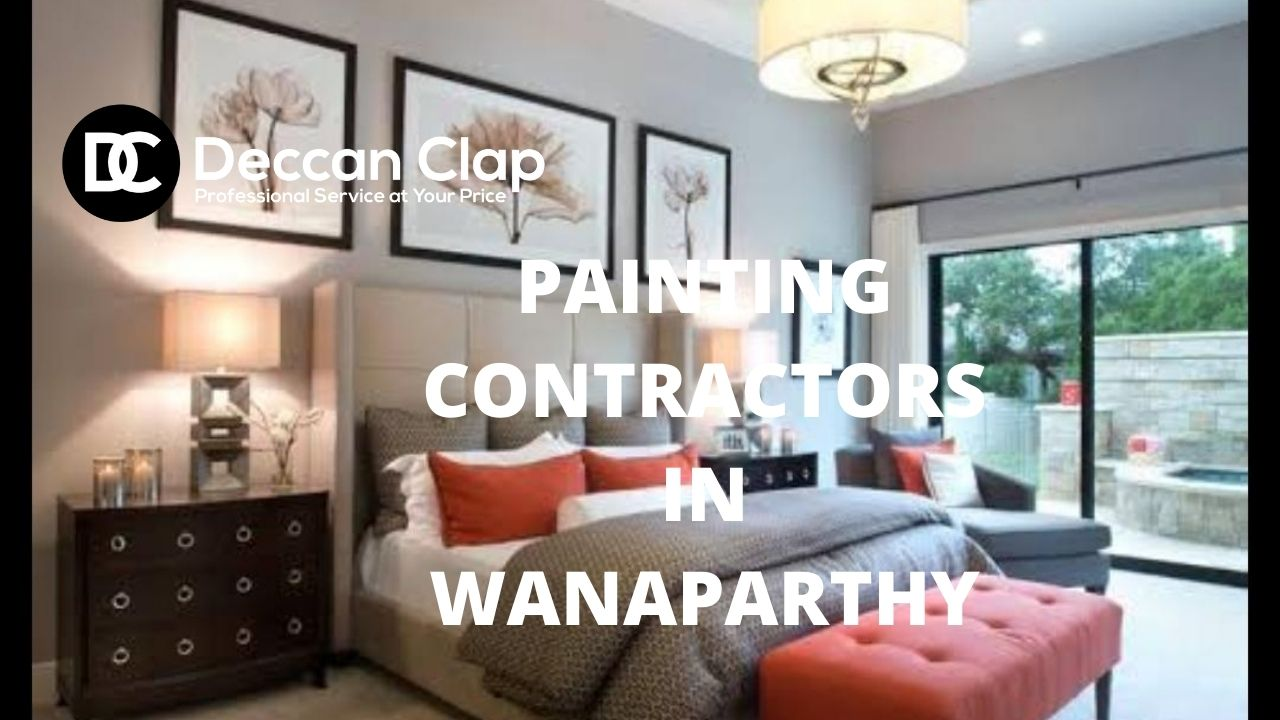 Painting contractors in wanaparthy
