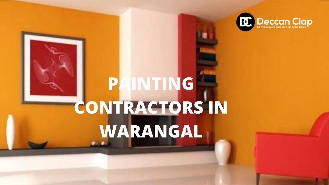 Painting contractors in Warangal