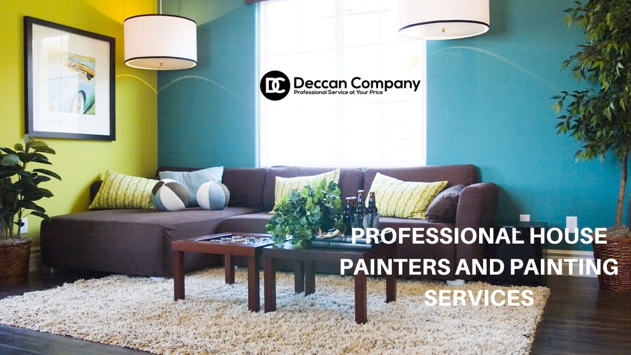 Professional House painters and Painting services in Himayat Nagar