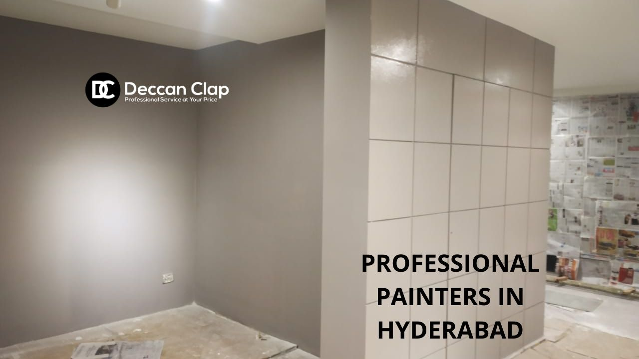 Professional painters in Hyderabad