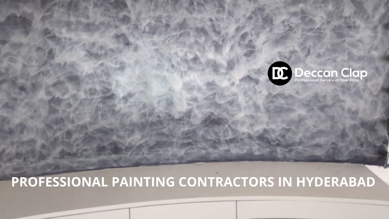 Professional painting contractors in hyderabad