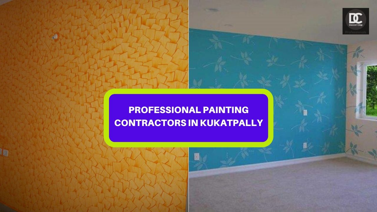 professional painting contractors in kukatpally