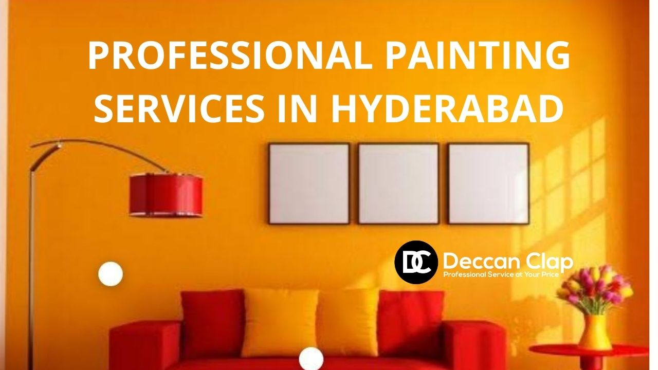 professional painting services in Hyderabad
