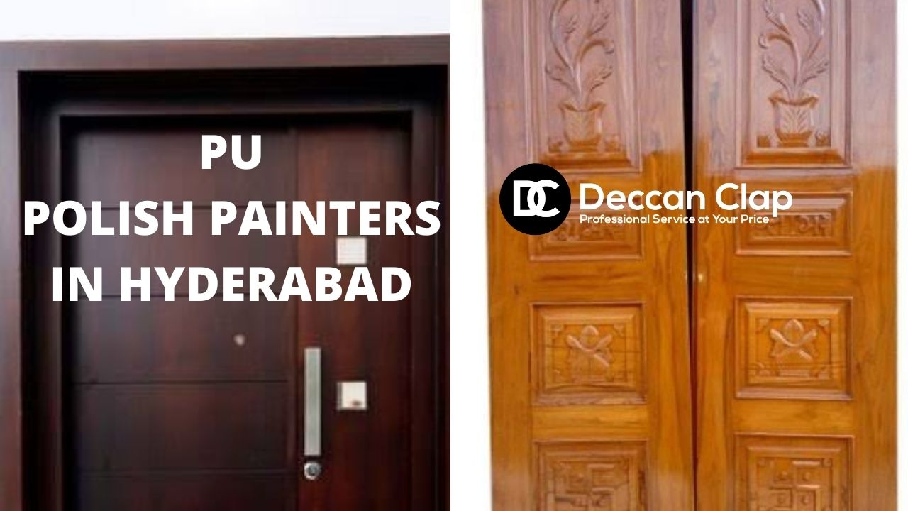PU Polish painters in Hyderabad