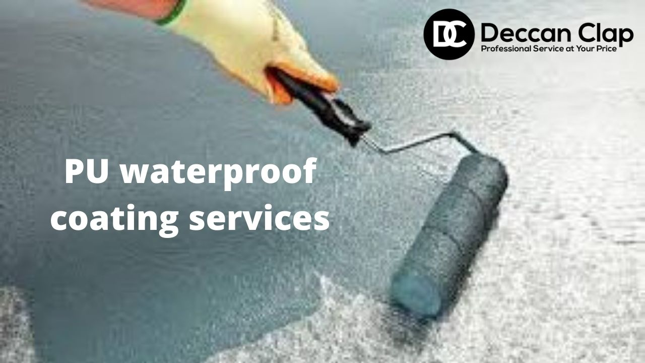 PU waterproof coating services in Hyderabad