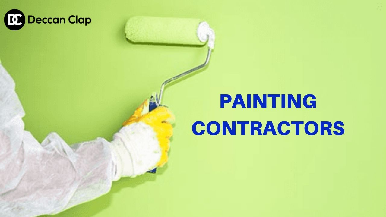 Residential and Commercial Painting Contractors in Kondapur