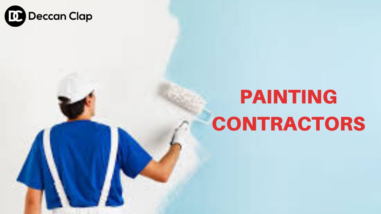Residential and Commercial Painting Contractors in Pragathi Nagar
