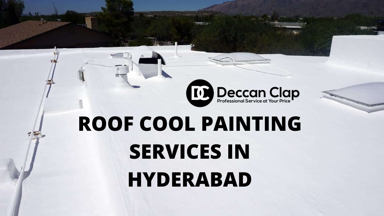 roof cool painting services in hyderabad