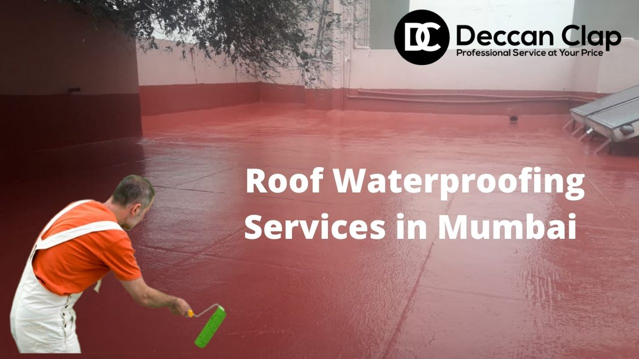 Roof Waterproofing Services in Mumbai