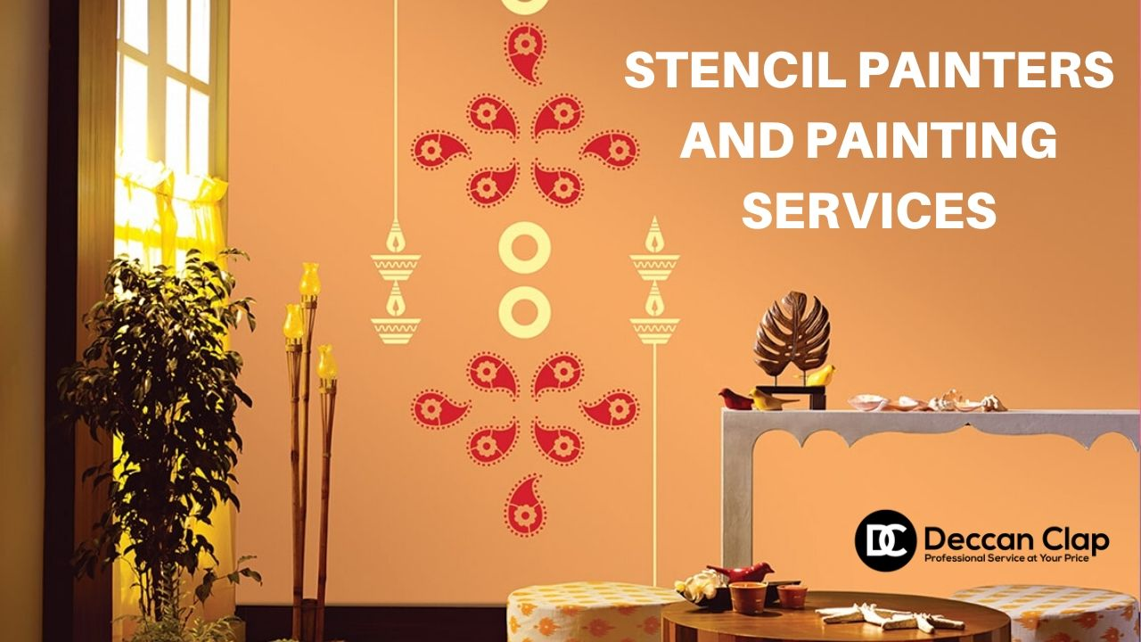 Stencil painters and Painting Services in Kokapet