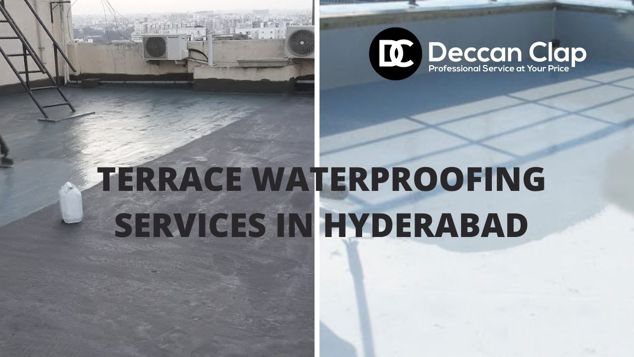 Terrace waterproofing services in Hyderabad