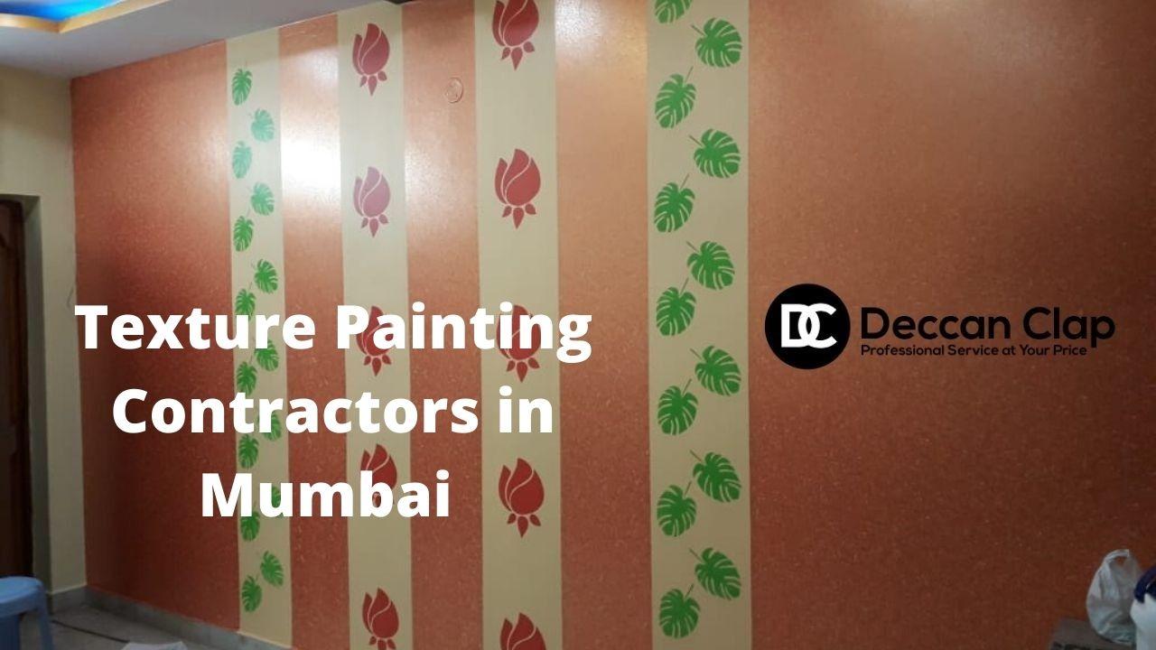 Texture Painting Contractors in Mumbai