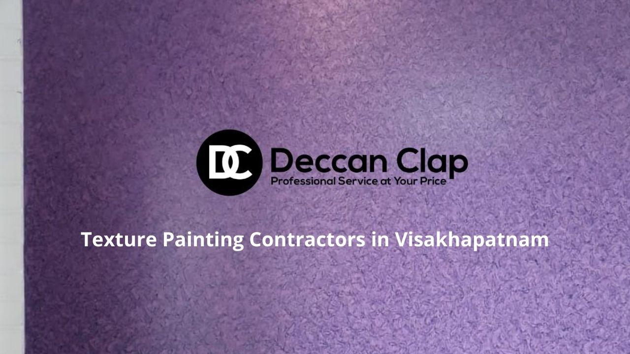 Texture Painting Contractors in Visakhapatnam