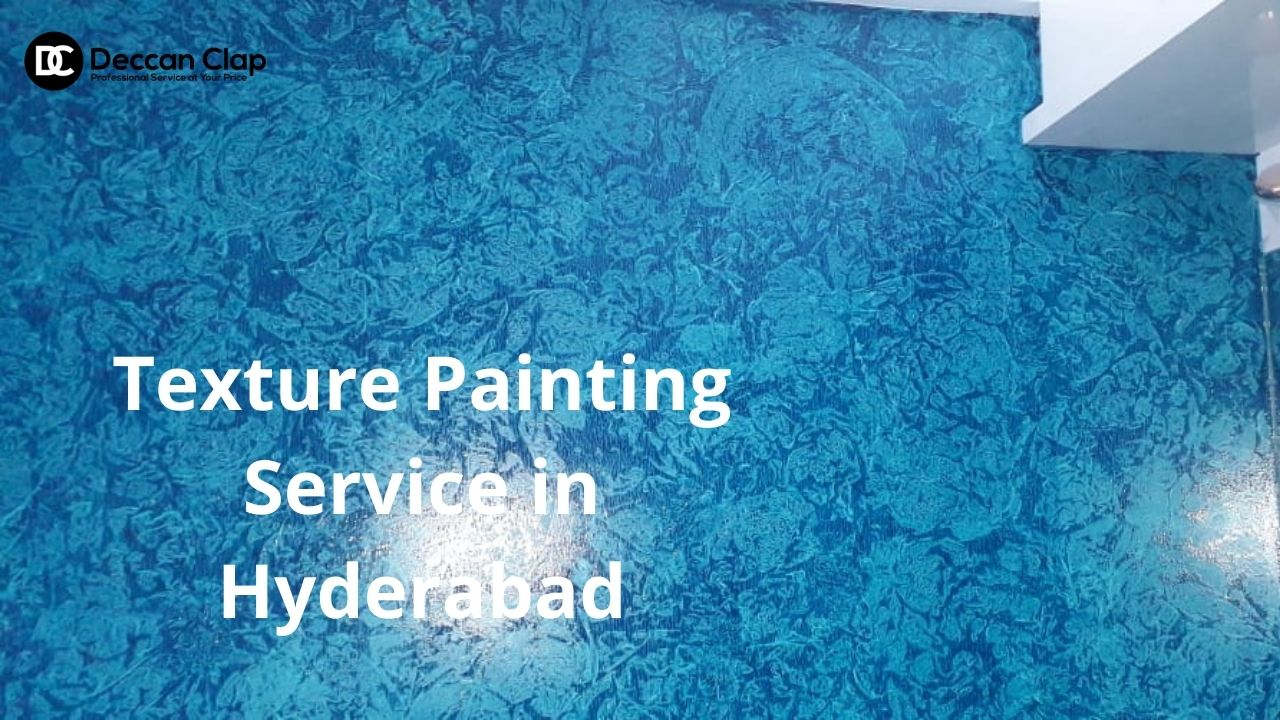 Texture Painting Service in Hyderabad
