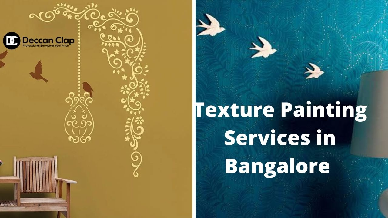 Texture Painting Services in Bangalore