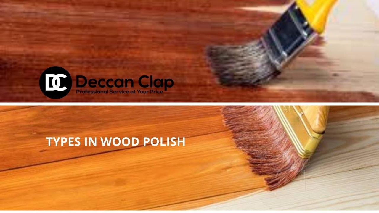 Wood polish Services