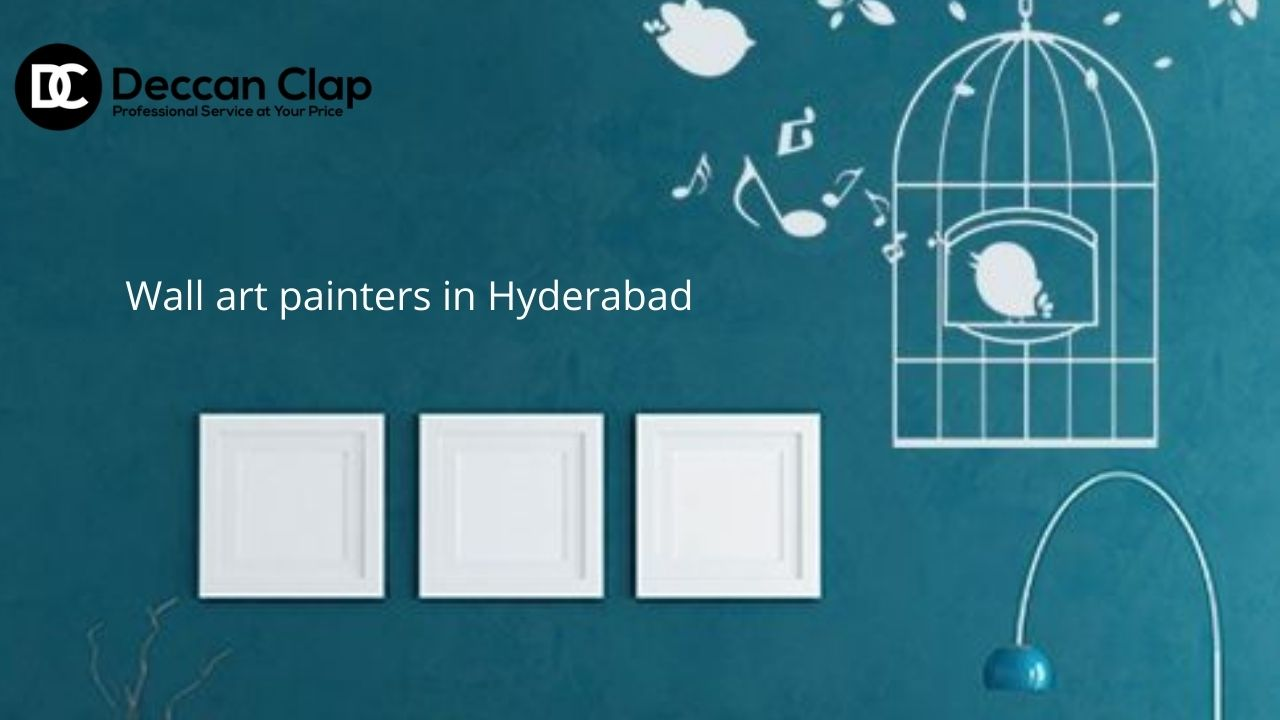 Wall art painters in Hyderabad