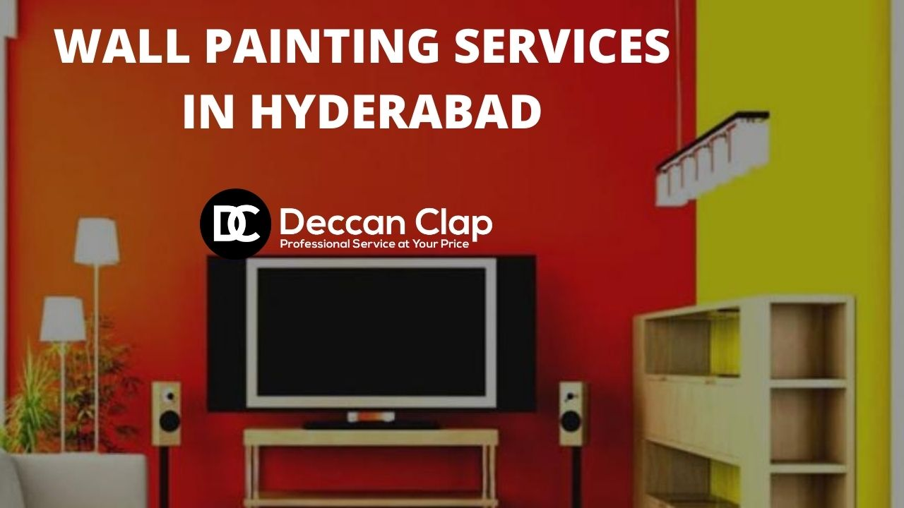 Wall Painting Services in Hyderabad