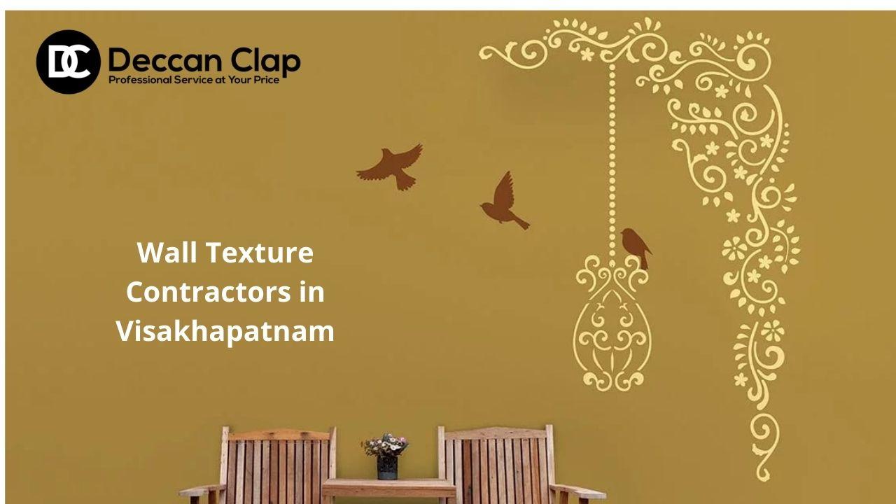 Wall Texture Contractors in Visakhapatnam