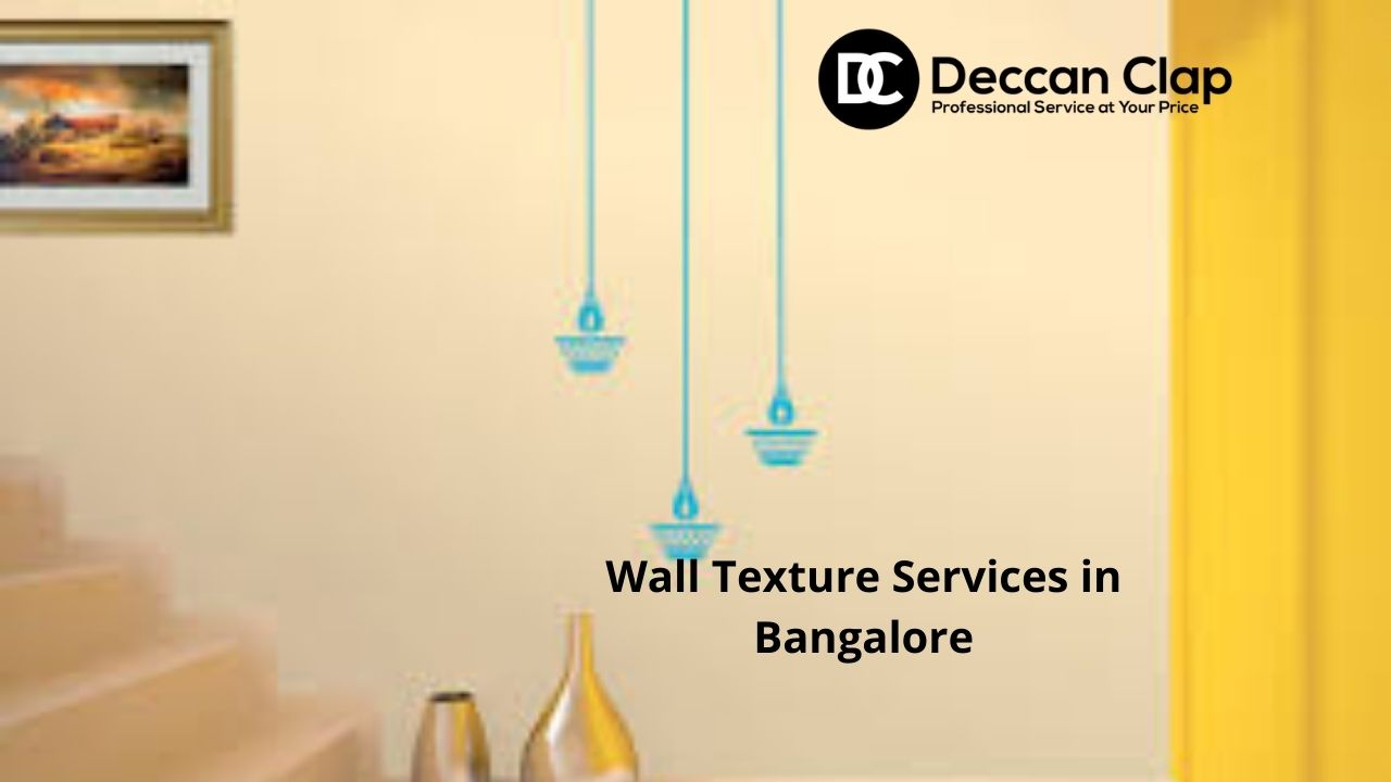 Wall Texture services in Bangalore