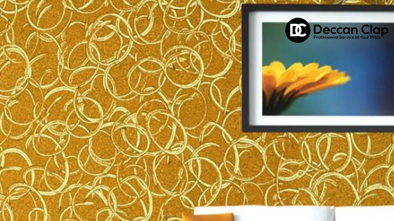 Wall Texture services in Hyderabad