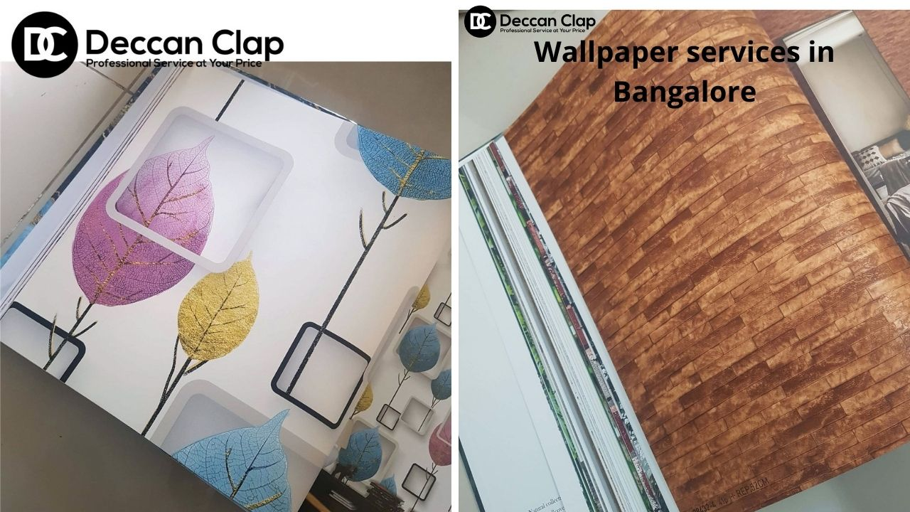 Wallpaper services in Bangalore